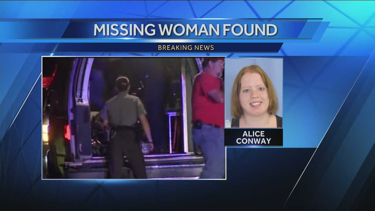 Missing Smithfield woman found in cornfield