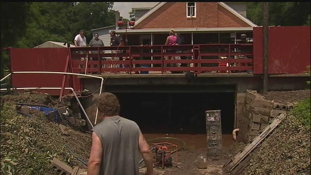 Elizabeth Township residents concerned about more storm damage
