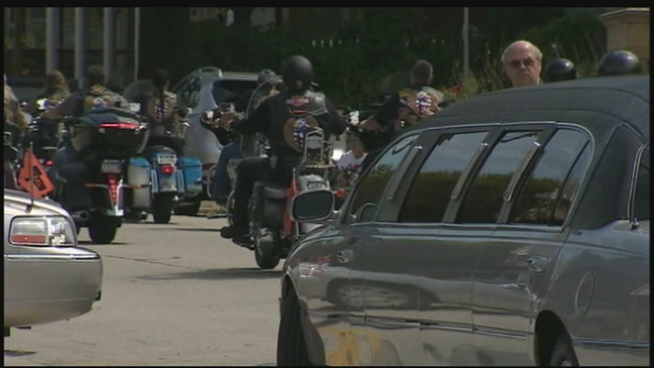 Funeral held for Logan