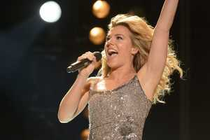 """KIMBERLY PERRY OF THE BAND PERRY - The summer's hottest television music event, """"CMA Music Festival: Country's Night to Rock,"""" (Photo: ABC/Jon LeMay)"""