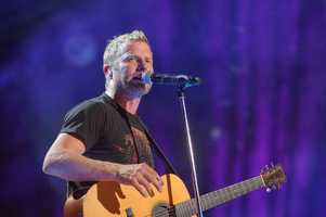 """DIERKS BENTLEY - The summer's hottest television music event, """"CMA Music Festival: Country's Night to Rock,"""" (Photo: ABC/Jon LeMay)"""