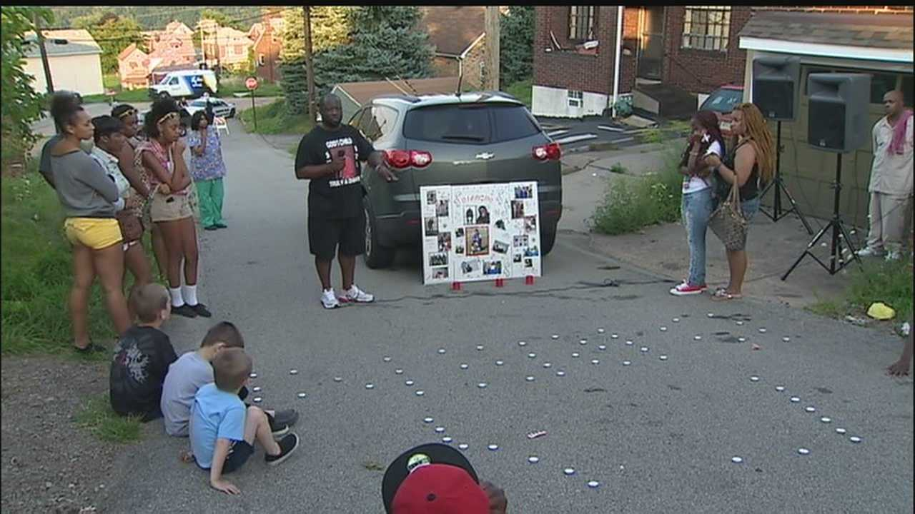 Slain Duquesne teen's family speaks out on anniversary of death