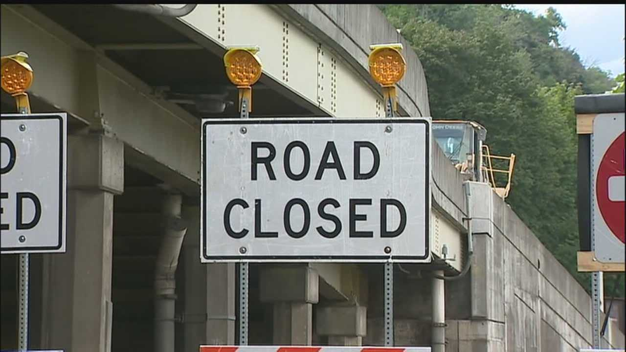 Business owners worried about West Carson Street detour