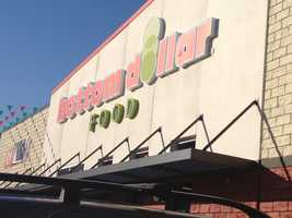 Bottom Dollar Food opened its new Homestead location on Thursday morning.