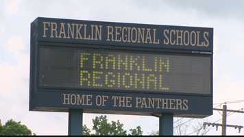 Franklin Regional: Aug. 25