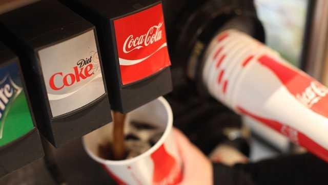 Soda pop, Coke, Diet Coke