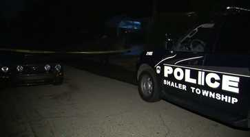 Police said 52-year-old James Edwards shot himself to death after doing the same to his 19-year-old daughter at the family's home in Shaler Township.