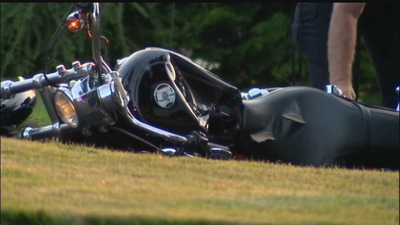 Man dies in North Huntingdon motorcycle crash