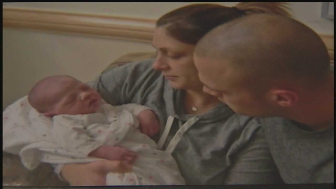 Parents on a mission to help families after baby daughter's death