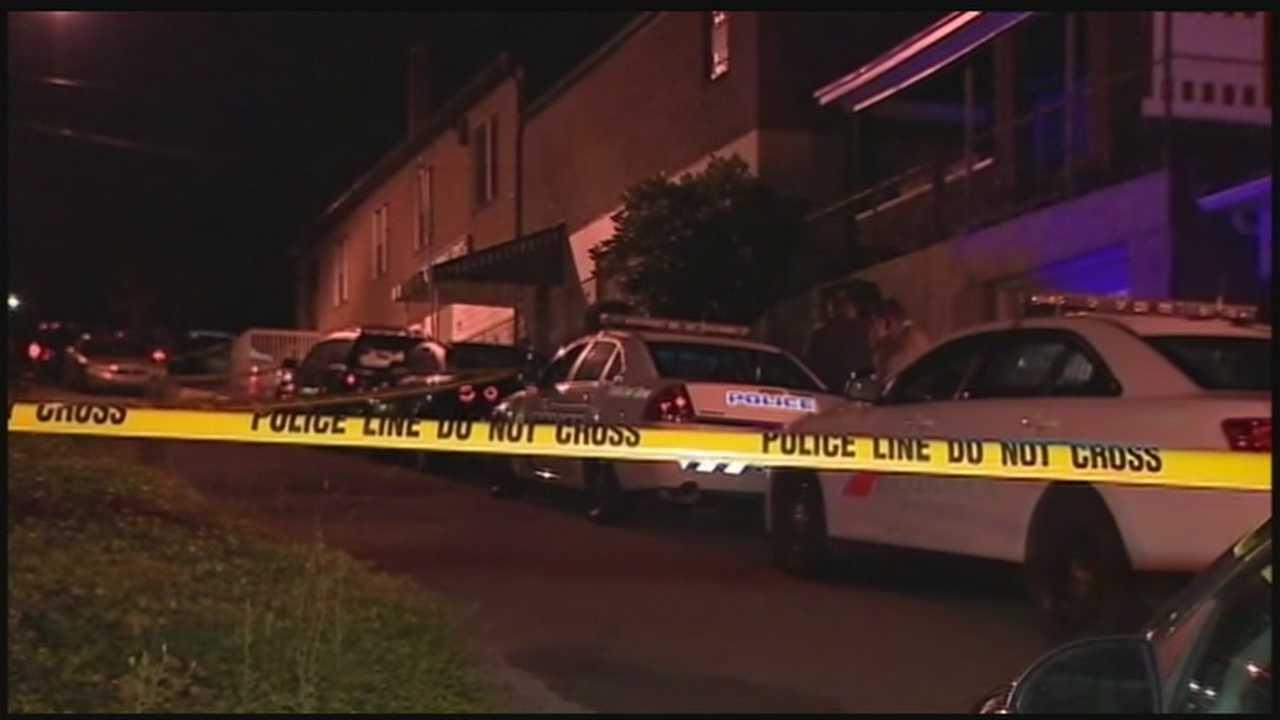 North Braddock suspect dies