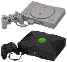 PS and Xbox.The original PlayStation console was launched in the U.S. in 1994, and Xbox came along in 2001. Baseball video games offered some fantasy relief for Pirates fans who were desperate to see a winning team.