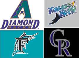 Four other teams.The Marlins and Rockies started playing in 1993, followed by the Diamondbacks and Rays in 1998. All of them have gone to a World Series at least once. So, it took less time to create a brand new franchise from the ground up and build them into a winner than it took to turn the Pirates around.