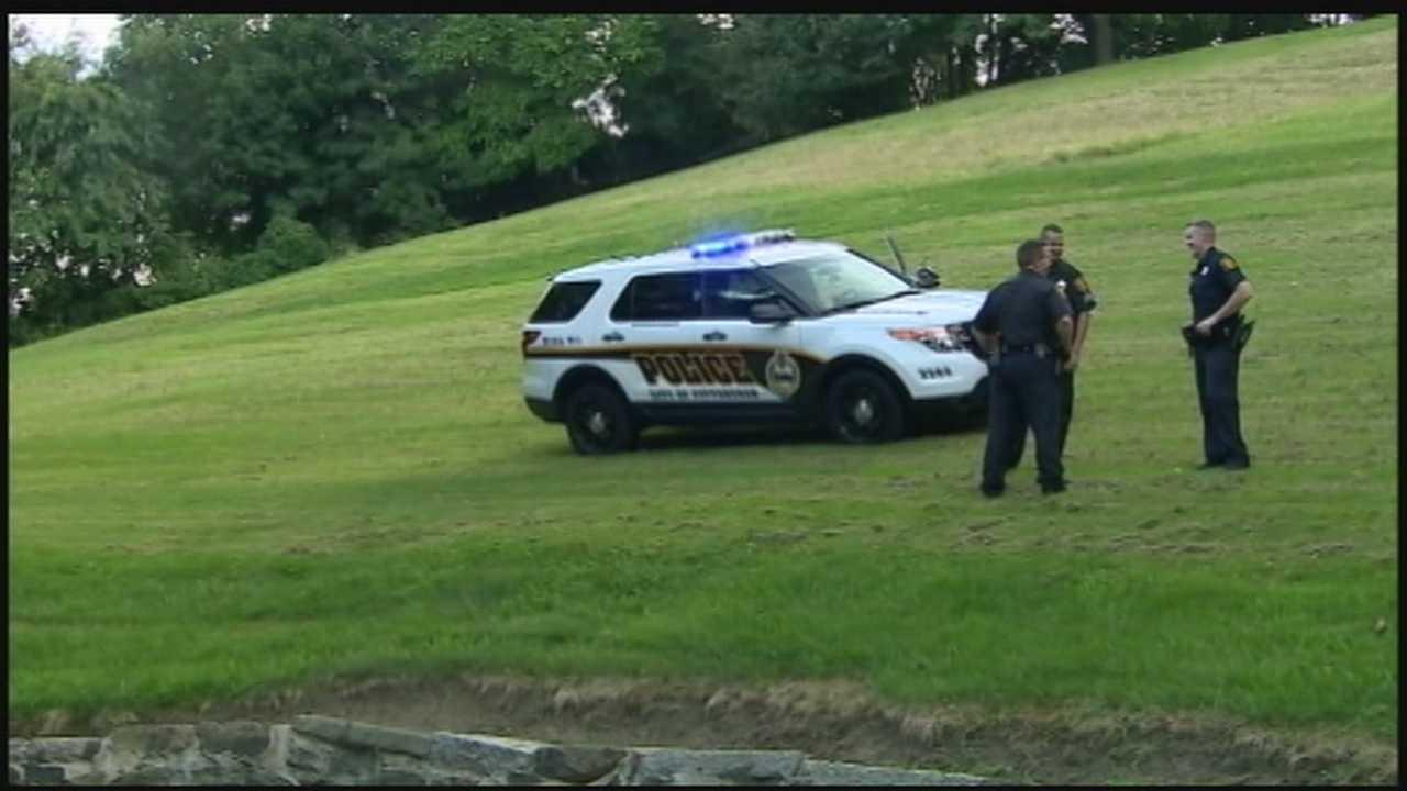 Grandview Park shooting