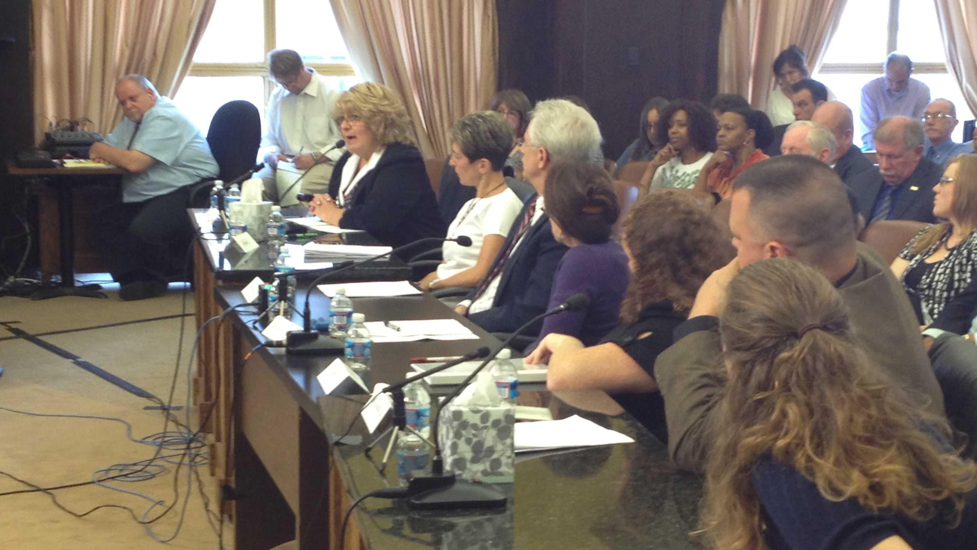 VA hearing