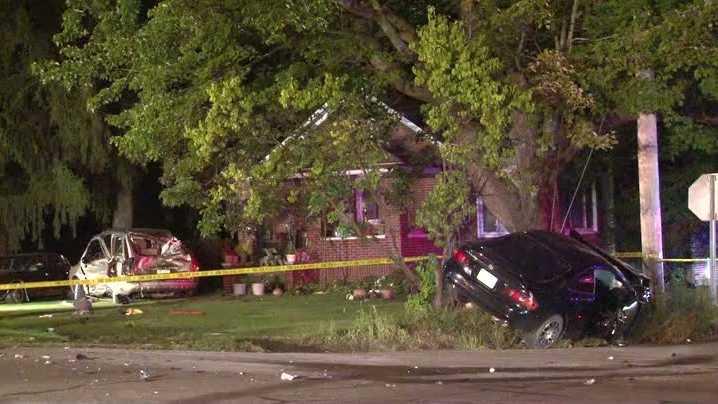 North Beaver crash