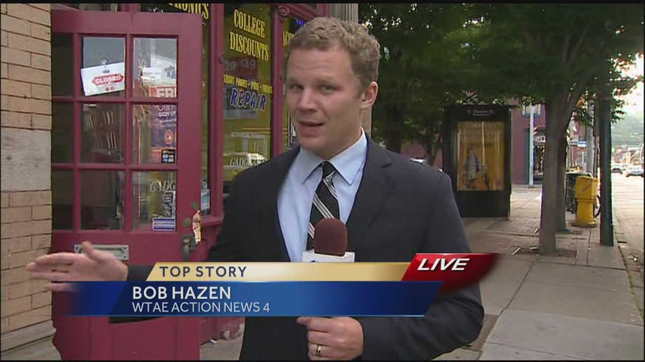 Carson Street Store Owner Robbed Blind