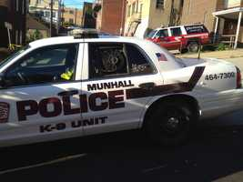 Munhall police car