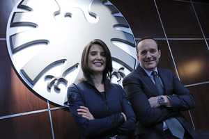 "In the premiere episode, ""Pilot,"" it's just after the battle of New York, and now that the existence of super heroes and aliens has become public knowledge, the world is trying to come to grips with this new reality. Agent Phil Coulson is back in action and has his eye on a mysterious group called The Rising Tide. In order to track this unseen, unknown enemy, he has assembled a small, highly select group of Agents from the worldwide law-enforcement organization known as S.H.I.E.L.D. (Strategic Homeland Intervention Enforcement and Logistics Division). The group's first assignment together as a team finds them trying to track down an ordinary man who has gained extraordinary powers. Powers that could have devastating consequences. (ABC/Justin Lubin)"