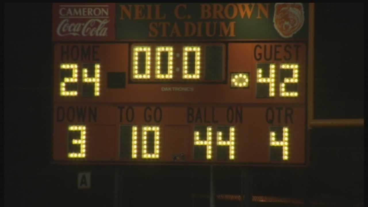 Clairton-Monessen final score