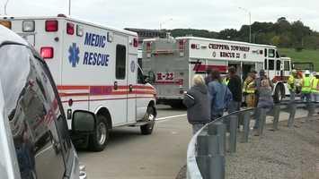 Chippewa Township fire truck
