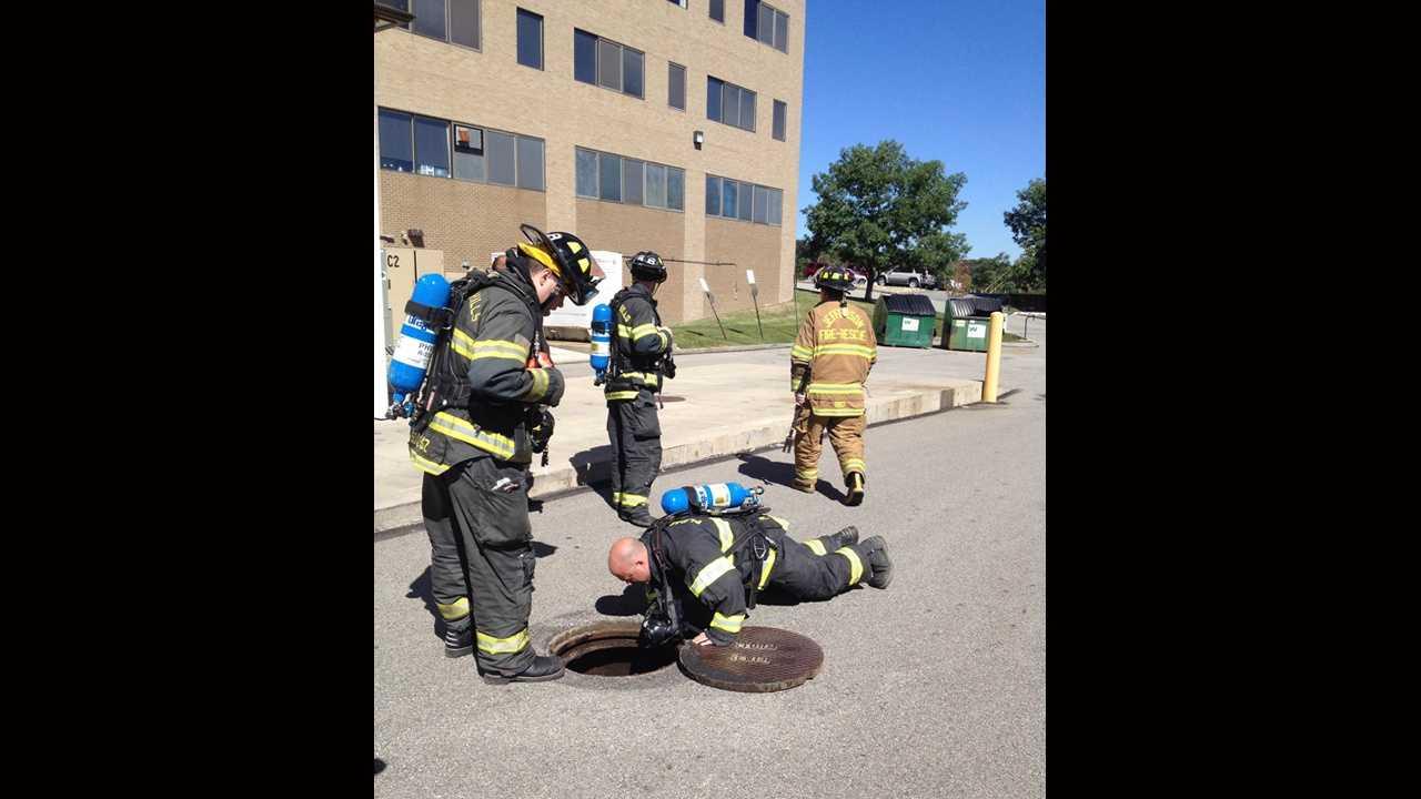 South Hills Medical Building odor