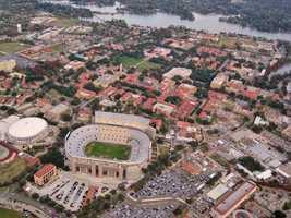 7. Louisiana State University