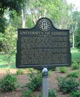 8. University of Georgia