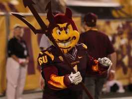 9. Arizona State University