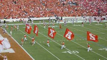 6. University of Texas