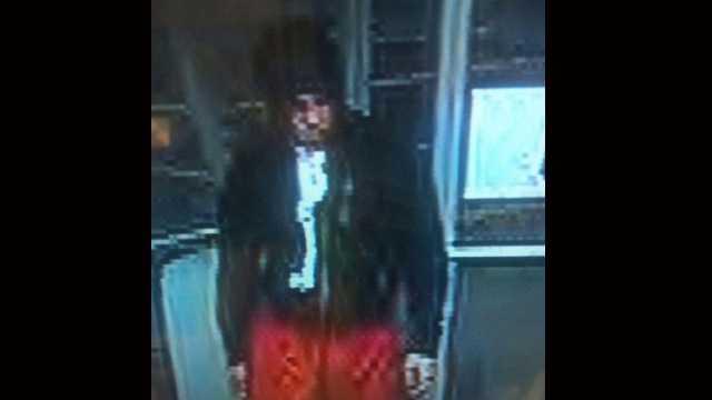 GetGo robbery suspect