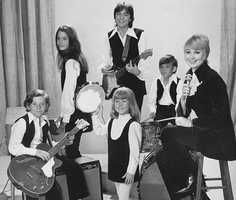 Shirley Jones is from Charleroi, PA and is well known for playing the mother on the Partridge Family. (seen pictured on the far right)