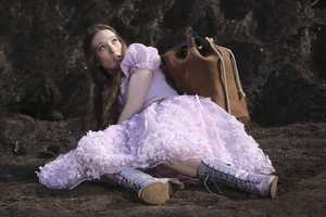 "Alice returns home to her father telling her that everyone thought she was dead. Her imaginative stories about a talking White Rabbit and a mystical place called Wonderland end up getting her admitted into an asylum where Dr. Lydgate convinces her to have a procedure that will allow her to forget her pain. Right before the operation is set to take place she is rescued by the Knave of Hearts who takes her to the rabbit who informs her that her true love Cyrus is still alive. As the trio then jumps into the portal returning to Wonderland, Alice sets out on a quest to find him but the villainous Jafar and the Red Queen have other plans for her, on ""Once Upon a Time In Wonderland""."