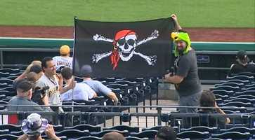 "Karen Blanc: ""Waving my Jolly Roger with pride!"""
