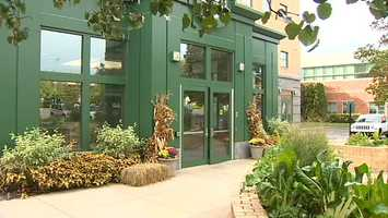 Pittsburgh police said the Citizens Bank branch on Metropolitan Street on the North Side was robbed Thursday afternoon.