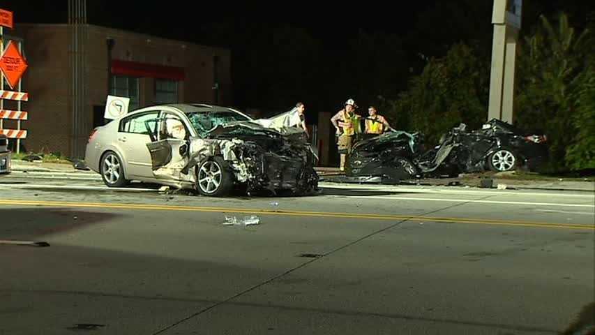 Monroeville crash