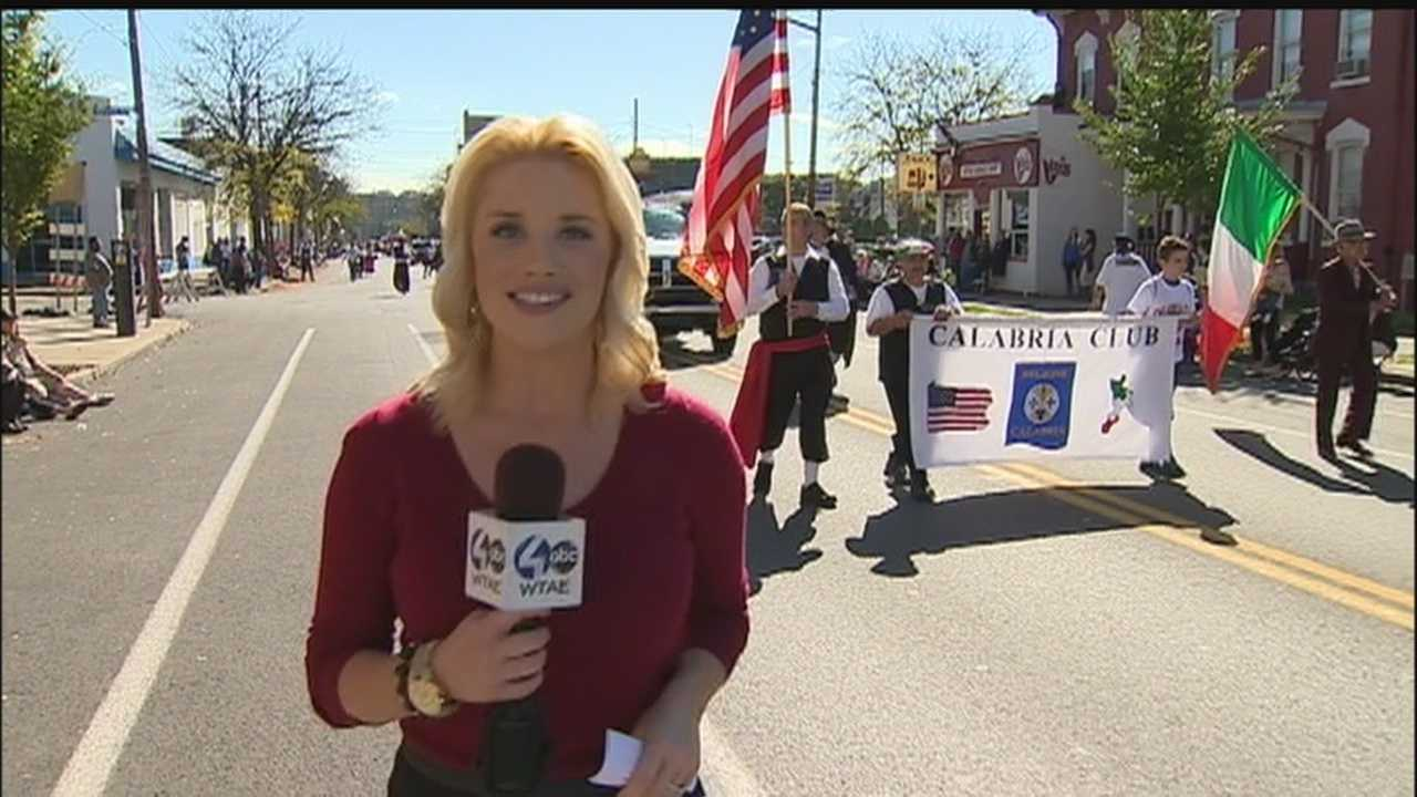 Bloomfield hosts annual Columbus Day parade