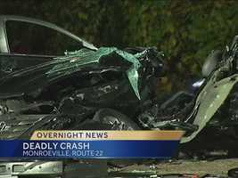Authorities have not released additional details of the crash.