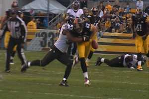 Heath Miller fumble