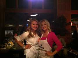 WTAE's Ashlie Hardway and Jackie Schafer