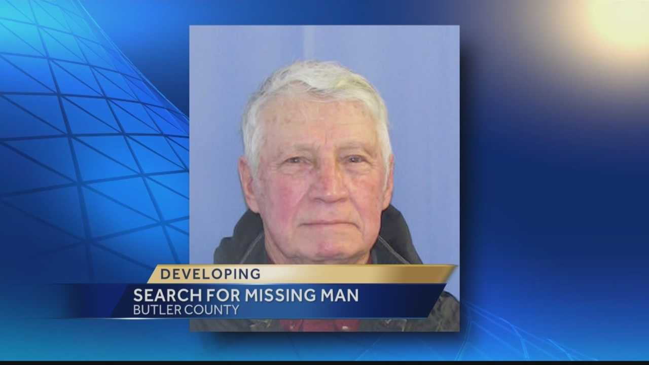 Search for Former Pittsburgh Steeler in Butler County