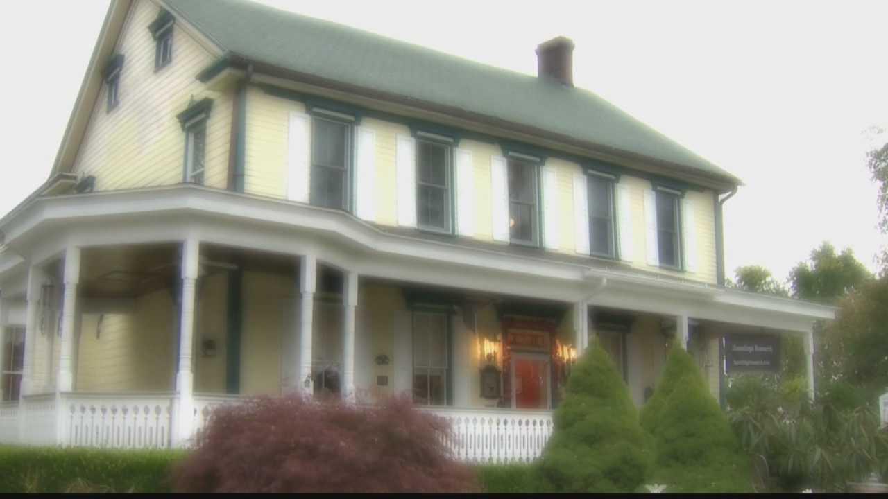 Larimer Mansion