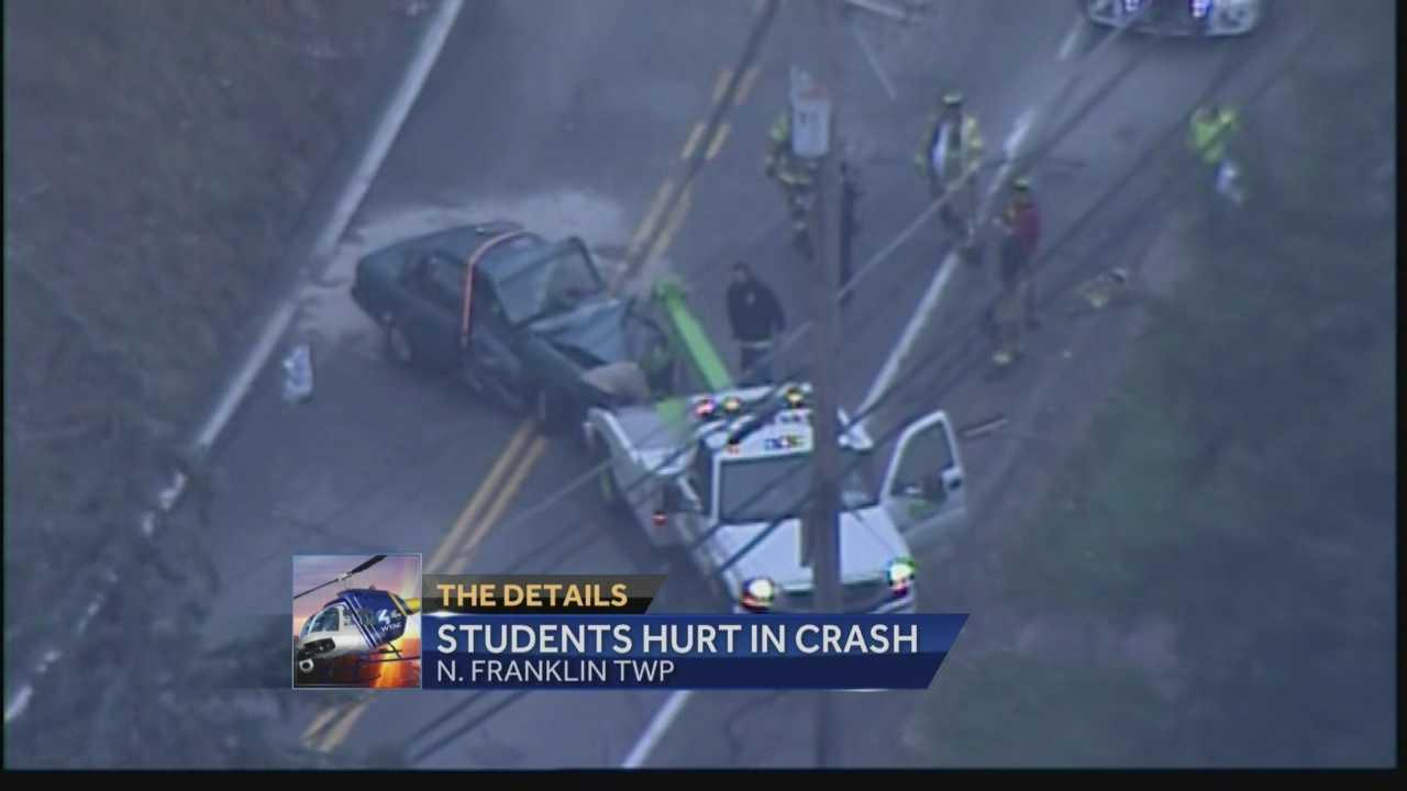 img-Trinity High School students hurt in crash