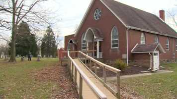 Fairview United Methodist Church is nestled in the heart of farmland in Fayette County. Originally built in 1849, the church was rebuilt in 1929 and holds all sorts of stories during its 84-year history. It even sits in the middle of a cemetery.