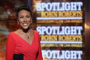 Robin Roberts once again puts on her cowboy boots for an hour-long special, IN THE SPOTLIGHT WITH ROBIN ROBERTS: COUNTDOWN TO THE CMA AWARDS, airing TUESDAY, NOV. 5 (10-11pm, ET).