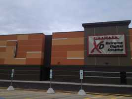 The Cinemark Monroeville Mall movie theater.