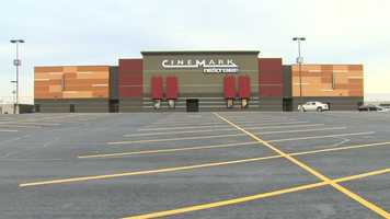 The new movie theater at Monroeville Mall is almost ready to open for business.