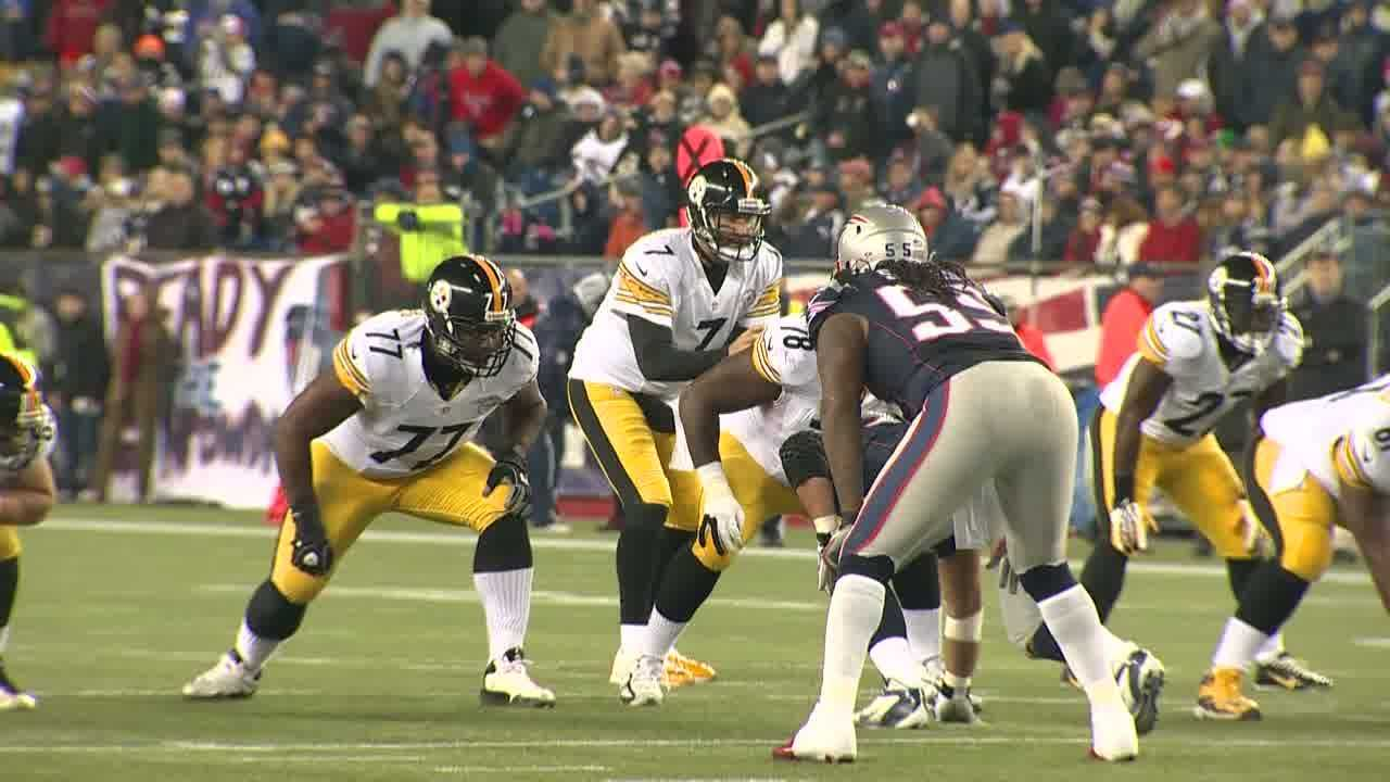 Ben Roethlisberger vs Patriots