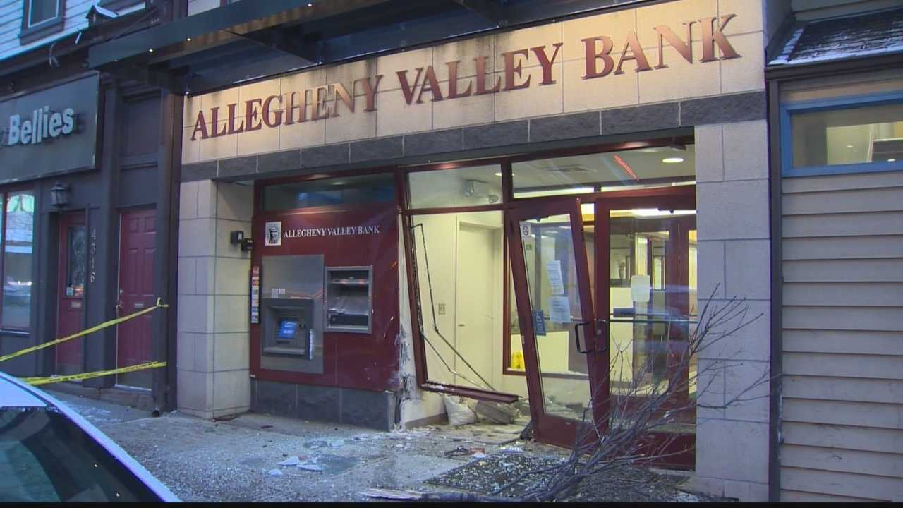 Allegheny Valley Bank crash