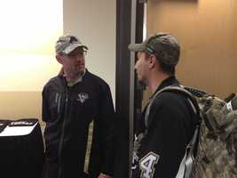 Head coach Dan Bylsma