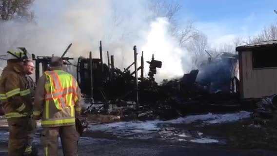 Ligonier Township fire